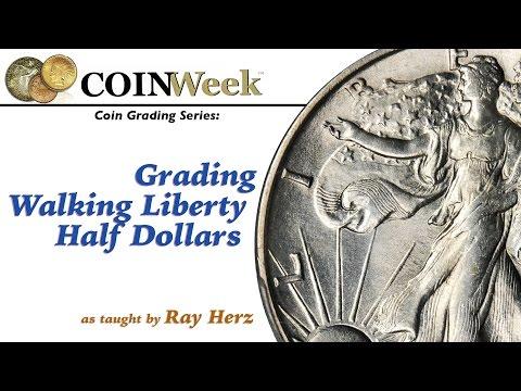 CoinWeek Grading Series: Walking Liberty Half Dollars.