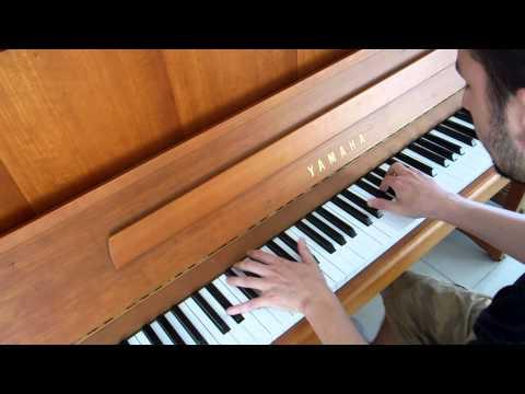 Ivan Gough & Feenixpawl feat.  Georgi Kay - In My Mind ( Piano Arrangement by Danny )