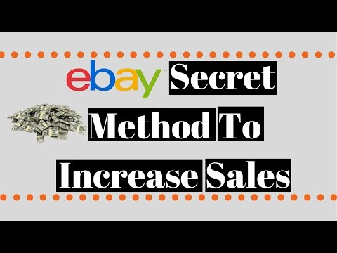 How To List Items On Ebay | Dropshipping Method To Increase More Sales