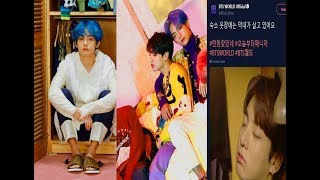 The new come back has a lot of hidden hints in it (taekook vkookv analysis)