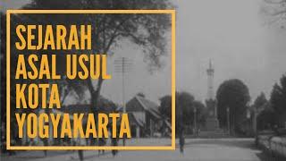 sejarah asal usul kota yogyakarta