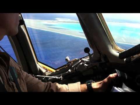 Wake Island Fly-By