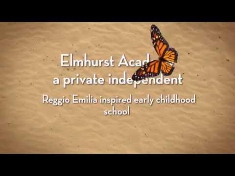 Elmhurst Academy Of Early Learning Reggio Emilia Approach