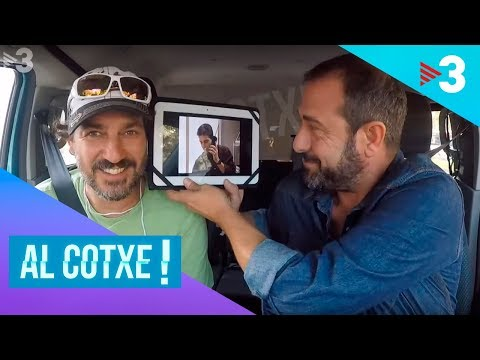 Marc Cartes Al Cotxe!
