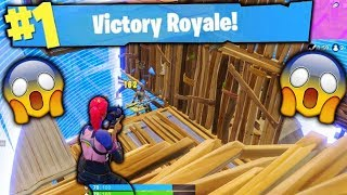 INSANE FINAL CIRCLE!!! (Fortnite Battle Royale Gameplay)