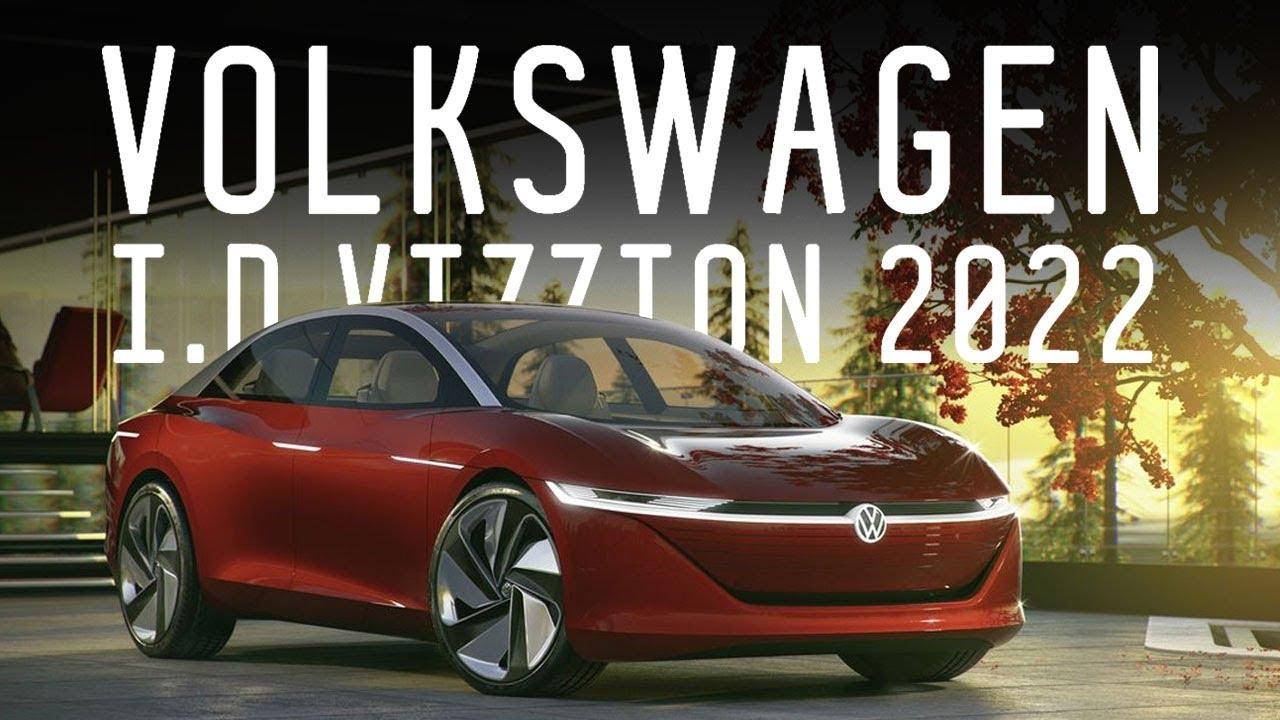 РУССКИЕ СДЕЛАЛИ АВТОМОБИЛЬ БУДУЩЕГО/VW I.D.VIZZION 2022/ПРАВА БОЛЬШЕ НЕ НУЖНЫ
