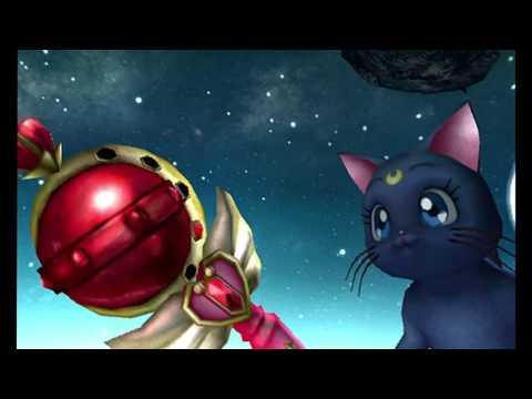 Trailer - 3DS - Monster Hunter XX x Sailor Moon