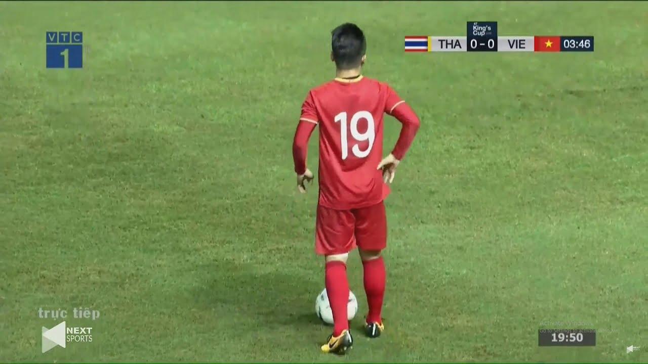 Trực tiếp: ĐT Việt Nam vs ĐT Thái Lan (KING'S CUP 6/5/2019)