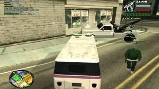 GTA SA-MP Fun епизод 1