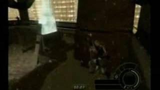 (XBOX)Splinter Cell Double Agent Mission9(Elite level) 8/8