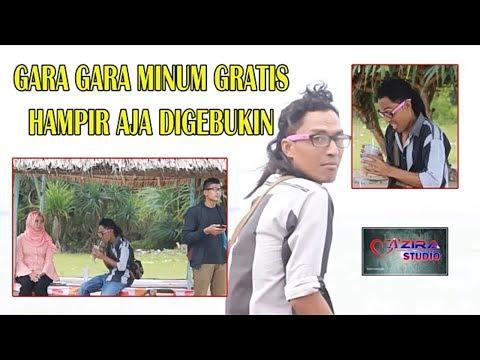 Video lucu GARA-GARA-MiNUM GRATIS HAMPIR DI GEBUKiN.video Qualty terbaru