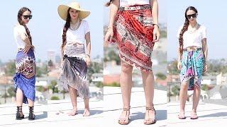 16 Ways to Wear a Maxi Skirt ! How to Wear a Maxi Skirt