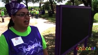 Eastside San Antonio - Kaboom! Community Playground Build
