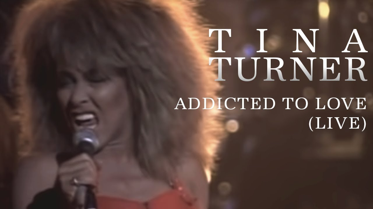 3cffd821dd Tina Turner - Addicted To Love - YouTube