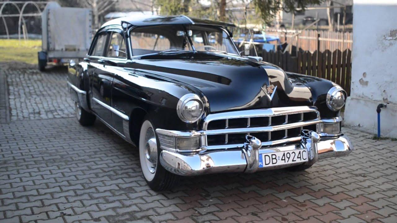 Cadillac 1949 - YouTube