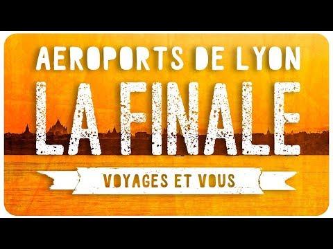 """Aéroports de Lyon - La finale concours """"voyages et vous"""""""