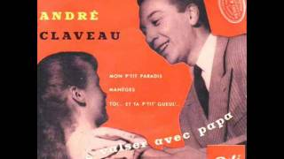 Andre Claveau ~ Dors, mon amour (The history of Eurovision part 3)