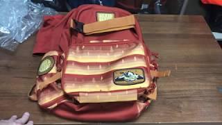 Огляд і розпакування! Рюкзак HCSC x Burton Shred Scout Backpack (18-19)