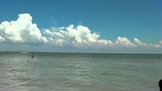 Beach in Florida フロリダの海