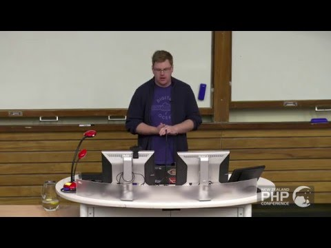 New Zealand PHP Conference 2015 / Ansible, live on stage - Stephen Rees Carter