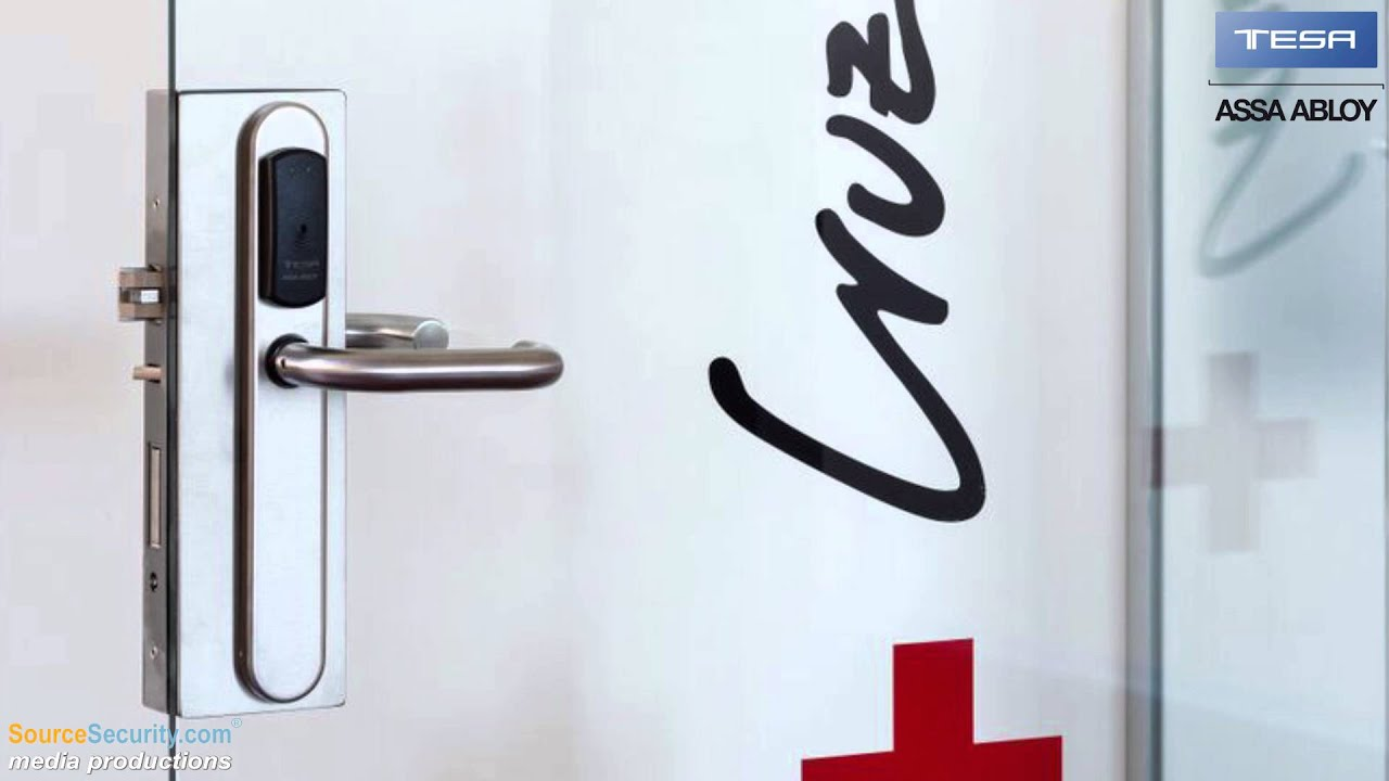 SMARTair wireless door devices secure The Red Cross\u0027s Cordoba office  sc 1 st  YouTube & SMARTair wireless door devices secure The Red Cross\u0027s Cordoba office ...