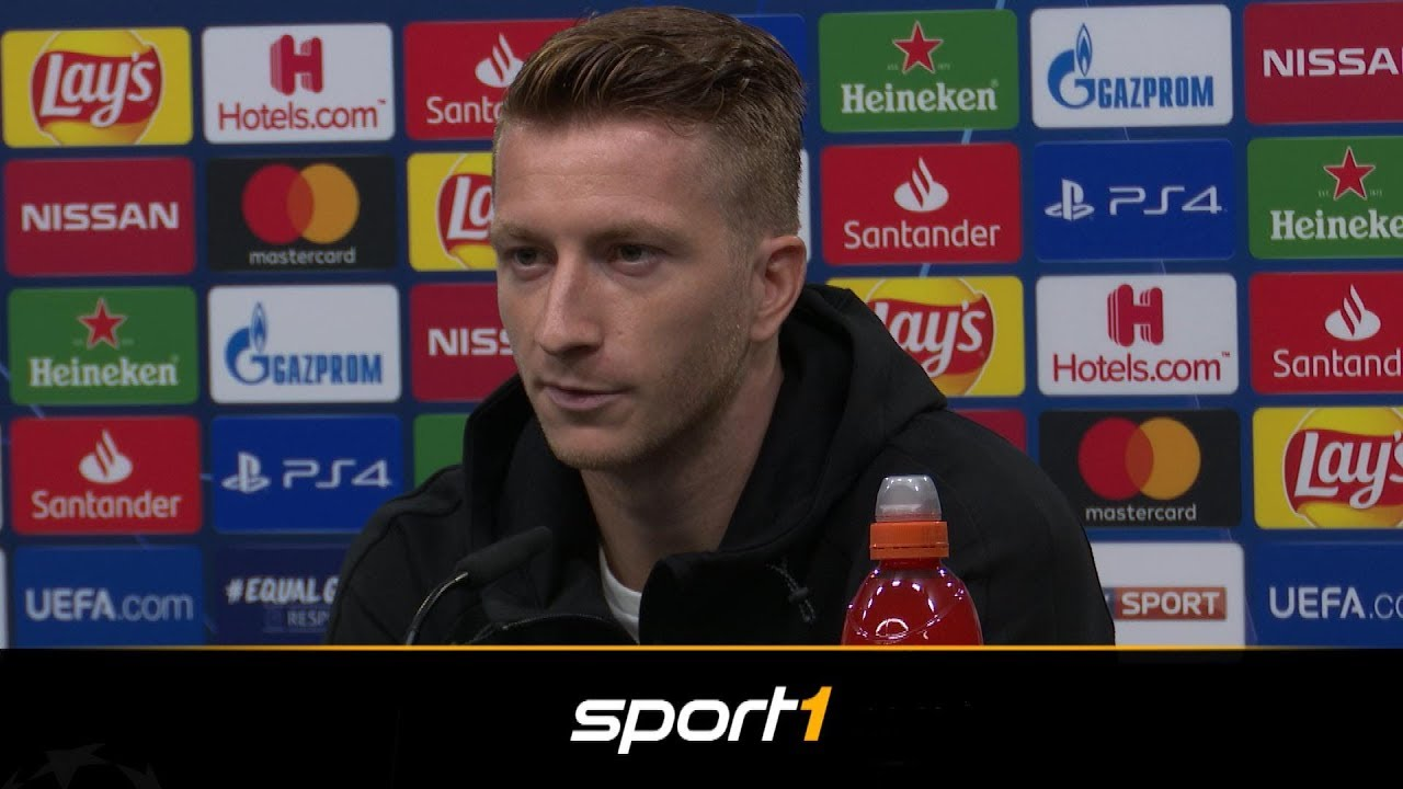 Reus hofft auf Messi-Einsatz | SPORT1