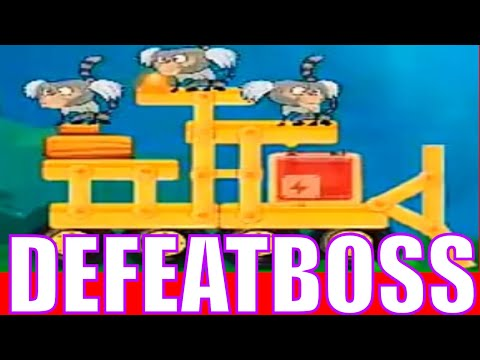 Angry Birds Rio Defeat Monkey Boss thumbnail