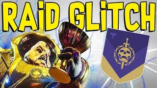 Destiny 2 - GLITCH INTO CALUS CHEST ROOM!