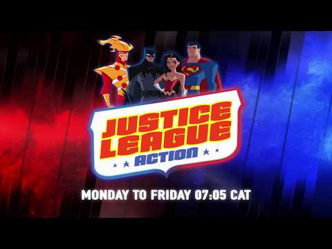 Justice League Action on Toonami (ch. 300) | DStv