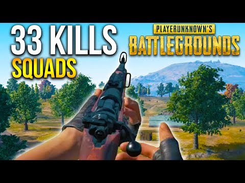 WE WIPE 1/3 OF THE SERVER PLAYER UNKNOWN'S BATTLEGROUNDS thumbnail