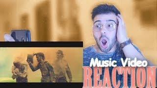 Imagine Dragons - Natural | Music Video Reaction Video