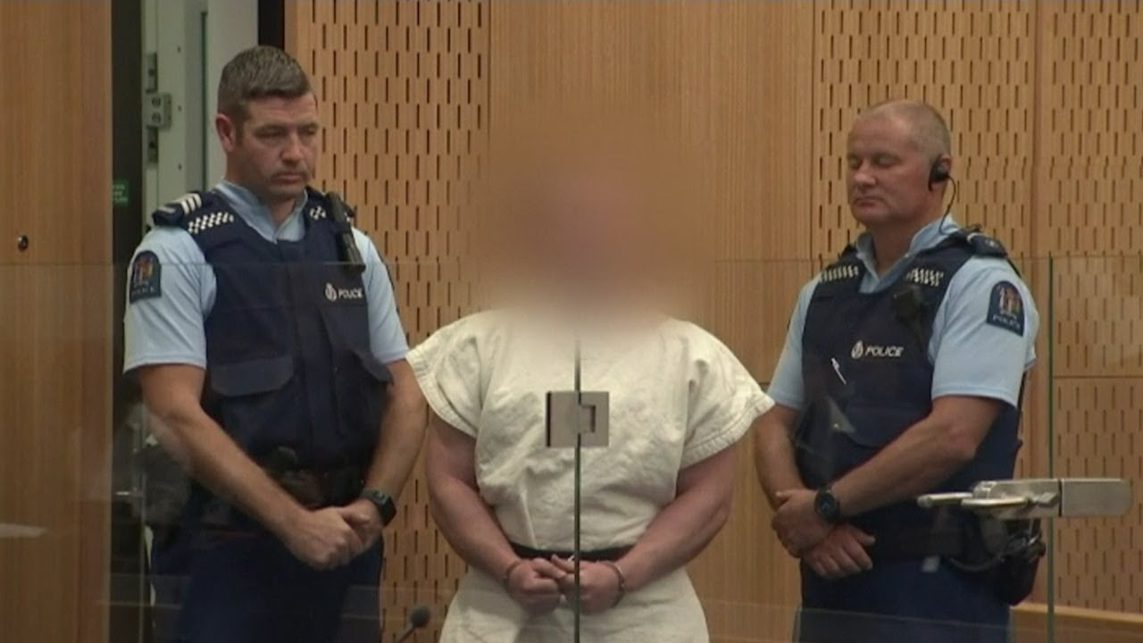 NZ Mosque Shooting Wallpaper: New Zealand Mosque Attack Suspect Charged With Murder