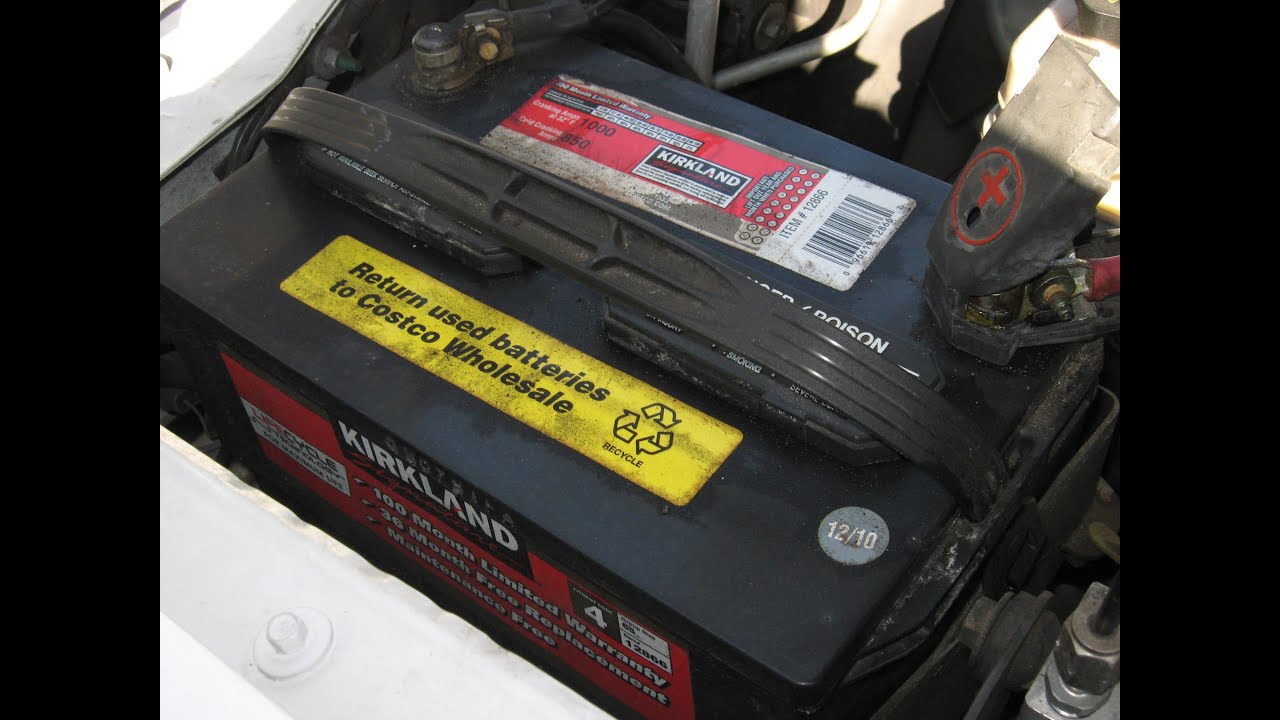 ford explorer sport trac 2004 battery