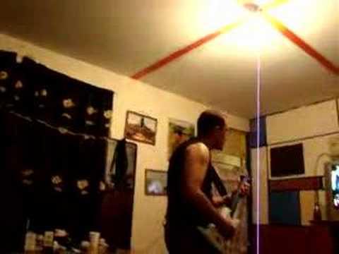 Jugando GH3 Knights Of Cydonia Expert