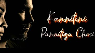 Kannitini Pannitiga Chesi song whatsapp status ||Telugu Entertainment therapy