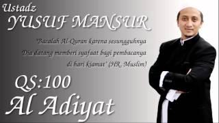 QS.100. Al Adiyat (Ust. Yusuf Mansur)