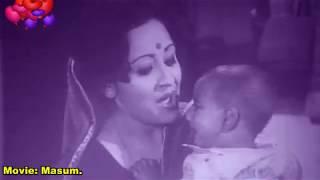 *  বাংলা ছায়াছবি 'মাসুম'(পূর্ণ(Bangla Movie Masum)Full) শ্রেষ্ঠাংশেঃ ফারুক/অঞ্জনা,