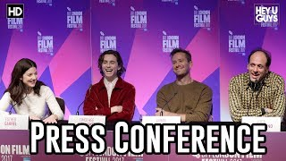 Actors armie hammer, timothée chalamet and esther garrel join director luca guadagnino at the london press conference in full for their movie call me by your...