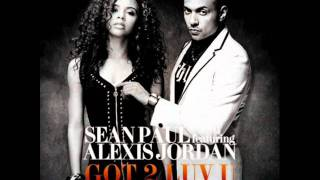 Sean Paul ft Alexis Jordan-Got 2 Luv U (Ringtone)