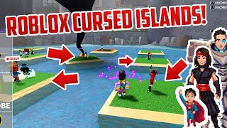 WHY IS MY WIFE SO GOOD AT THIS GAME | Roblox Cursed Islands
