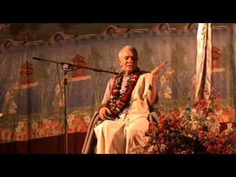 Бхагавад Гита 12.6-7 - Чайтанья Чандра Чаран прабху