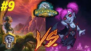 Quest Warrior vs Rin Control Warlock #9