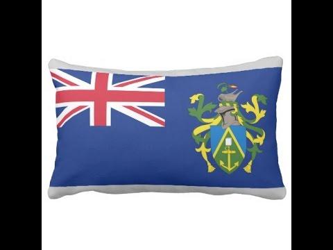 Pitcairn anthem with lyrics played by Larysa Smirnoff