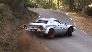 Rallye Best of Crash & Show VHC VHRS historic rally car