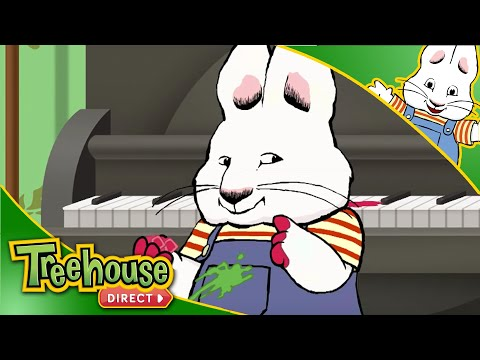 Max & Ruby: Max's Big Thank You / Max Leaves / Ruby's Fall Pageant - Ep.62 | HD Cartoons