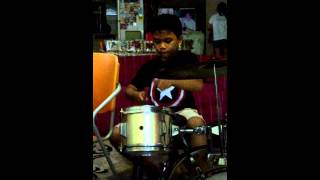 Two minds crack Drum cover