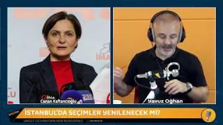Kaftancıoğlu: Mesele seçimlerin yenilenmesi değil. Halkın iradesini yok sayacak bir anlayış