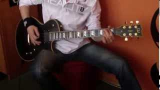 U.D.O. - ''Bodyworld'' ( Rhythm Guitar Cover)