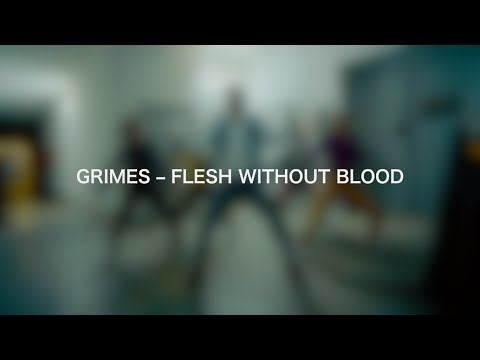 dickinson x grimes - flesh without blood