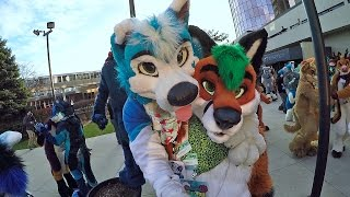 Midwest FurFest 2016 - Random Clips